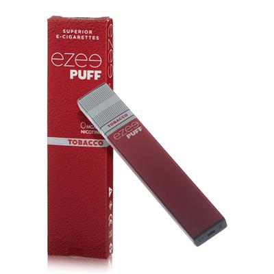 Ezee Puff Disposable E-cigarette Tobacco Nicotine Free